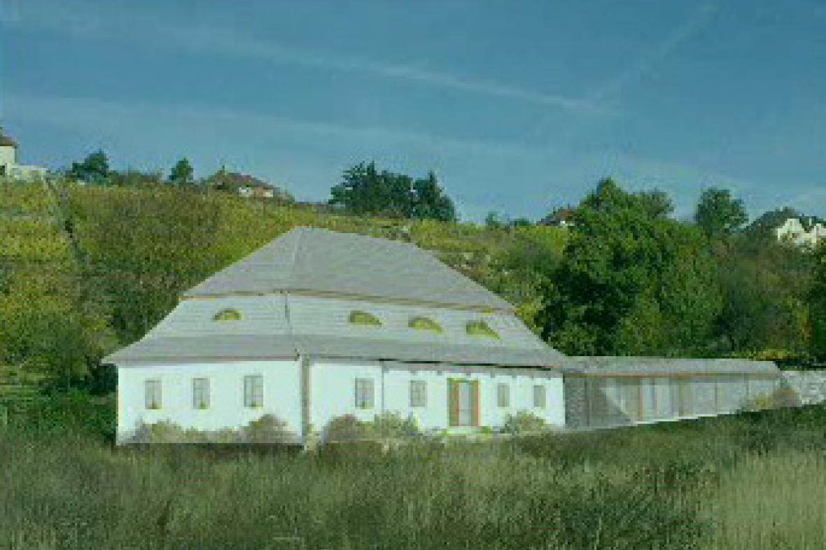 Projekt viničního domu