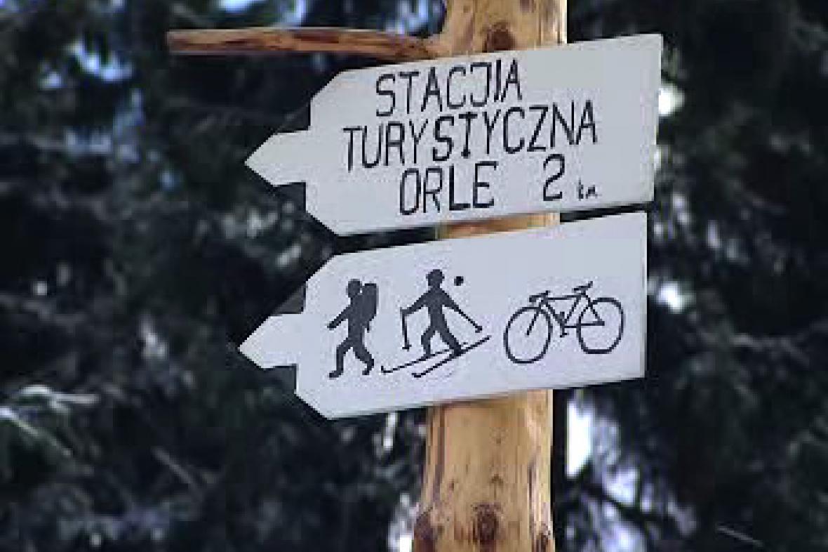 Ukazatel pro turisty