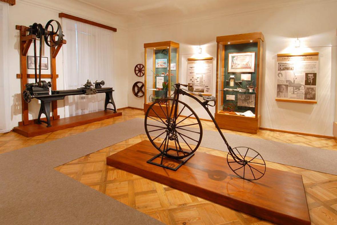 Muzeum řemesel Moravské Budějovice