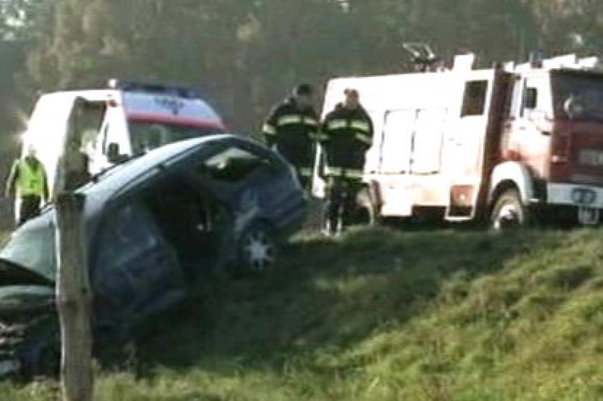 Nehoda v Polsku