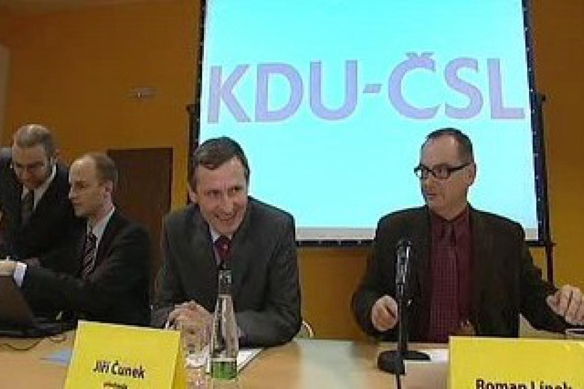 Předseda KDU-ČSL