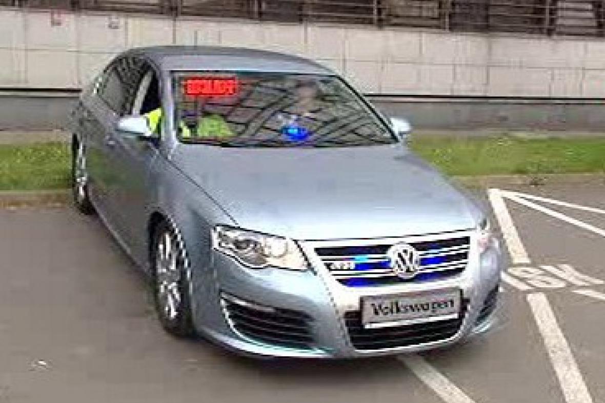Volkswagen Passat Z6