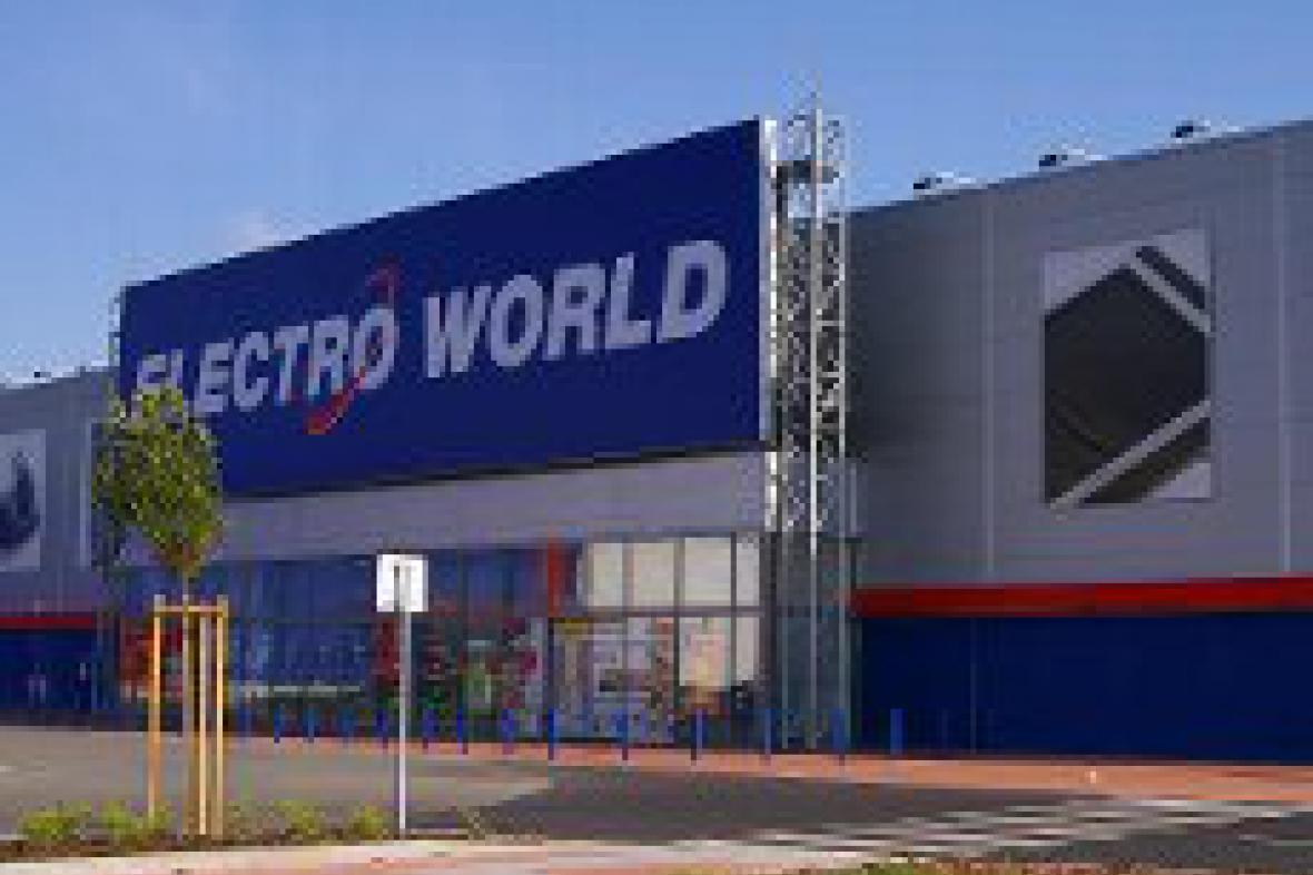 Prodejna Electro World