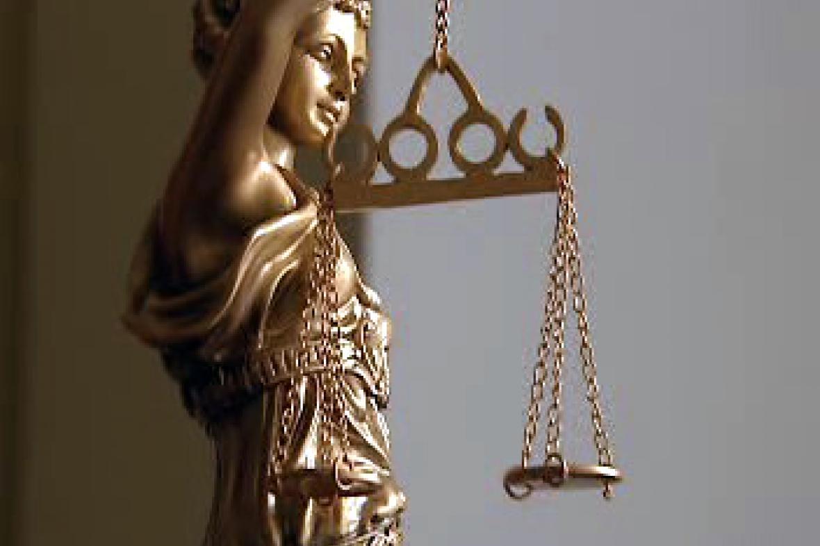 Alegorie Spravedlnosti