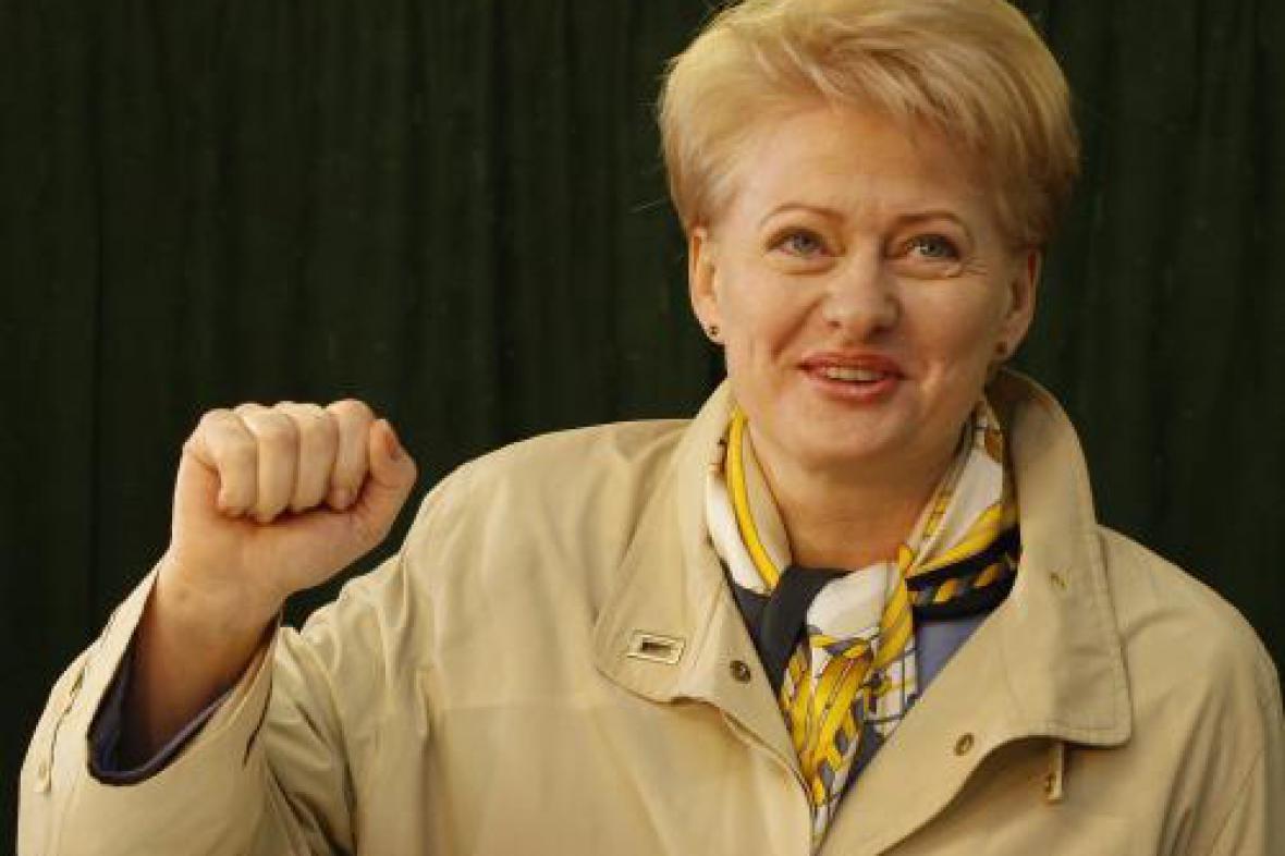 Dalia Grybauskaiteová