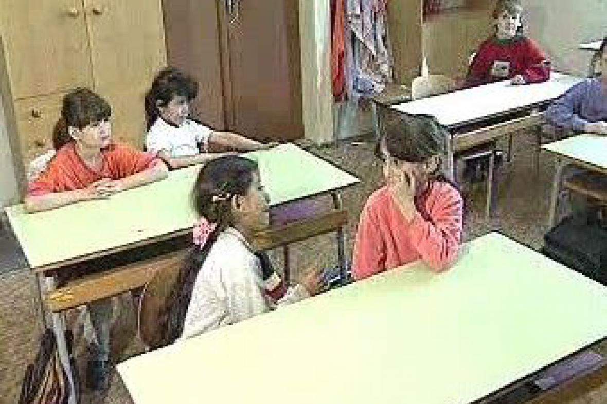 Vzdělávání romských dětí
