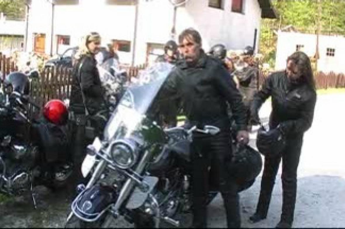 Výlet javornických motorkářů do Polska