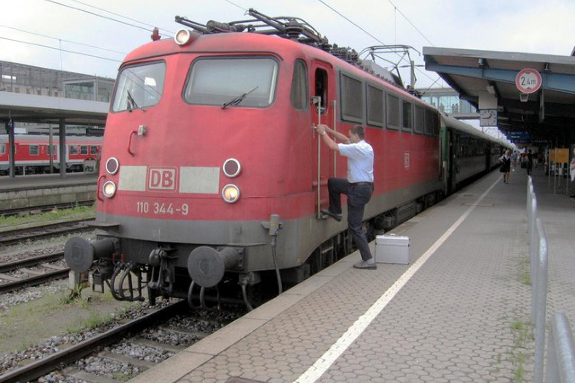 Německé nádraží