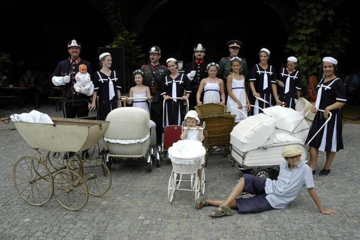 Četnický sbor Habersbirk (s rodinami)