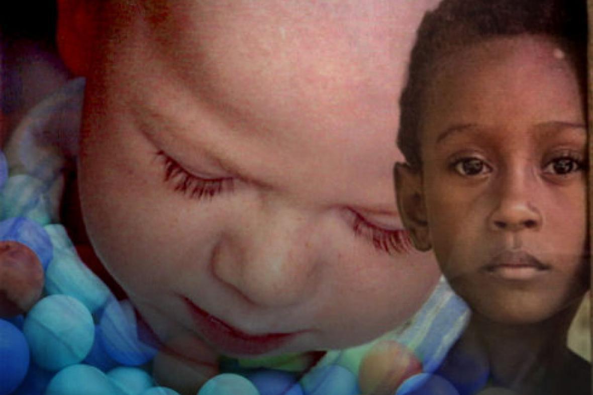 Týrané děti
