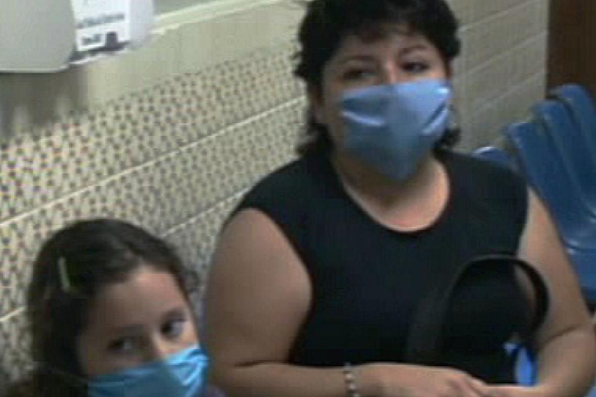 Mexičani ohrožení prasečí chřipkou