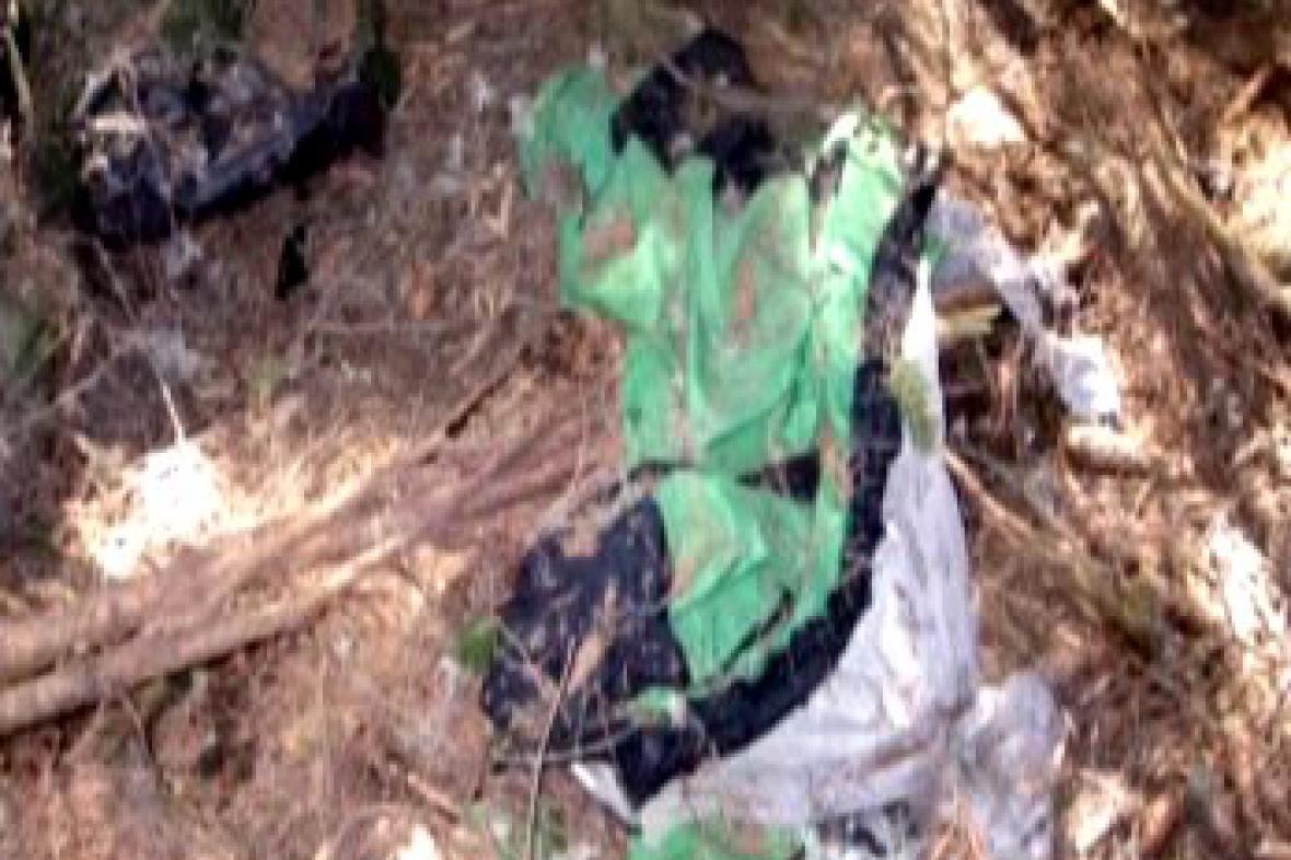 Ostatky nalezené na Slovensku