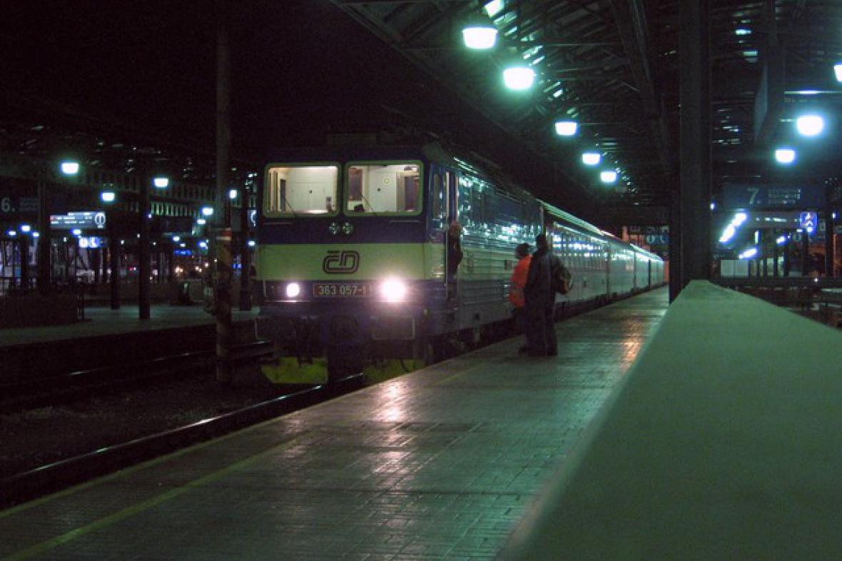 Vlak Jože Plečnik