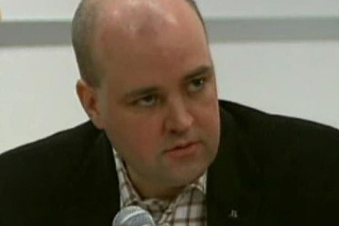 Frederik Reinfeldt
