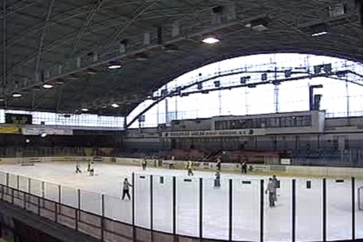 Stadion v Sokolově