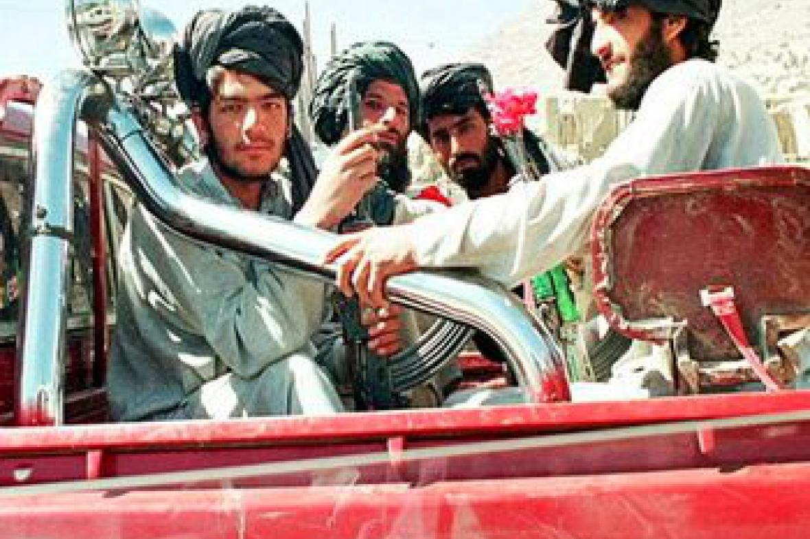 Bojovníci Tálibánu
