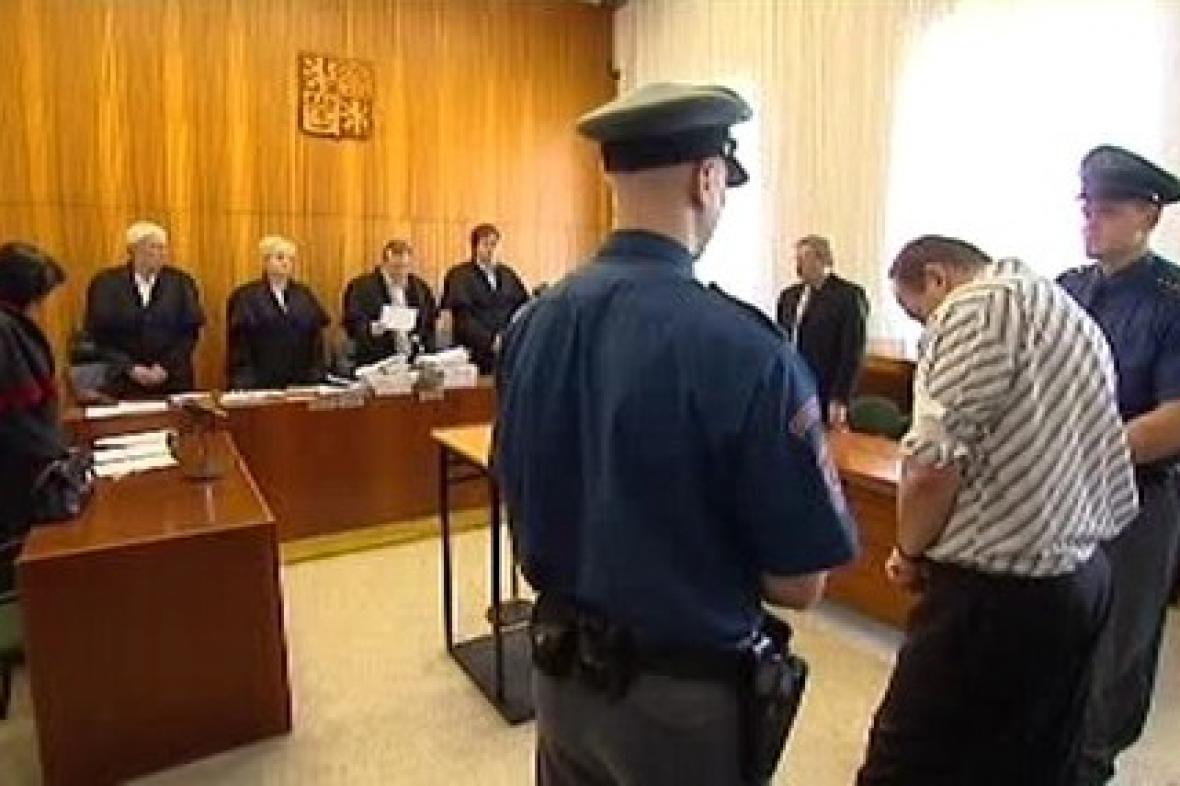 Igor Cydrich u soudu