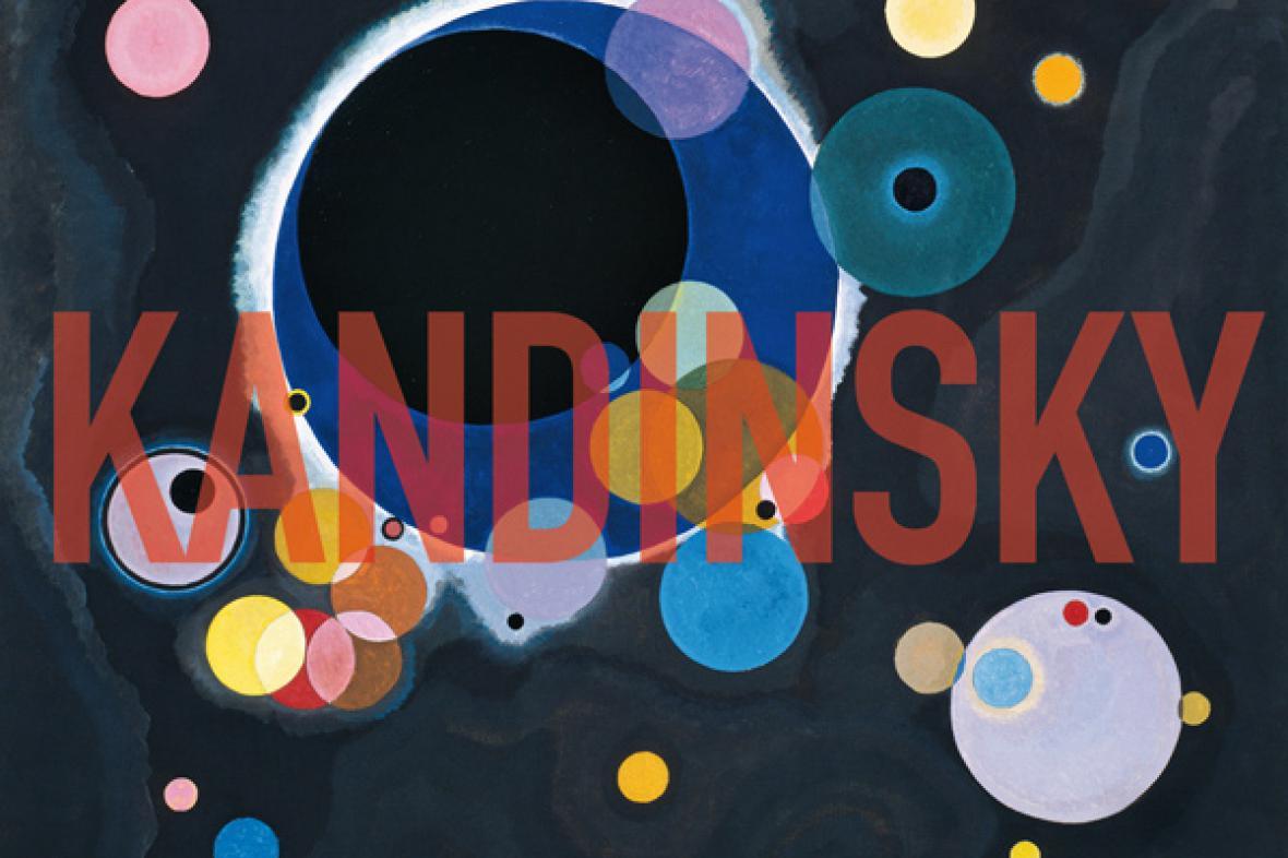 Vasilij Kandinskij: Einige Kreise (1926)