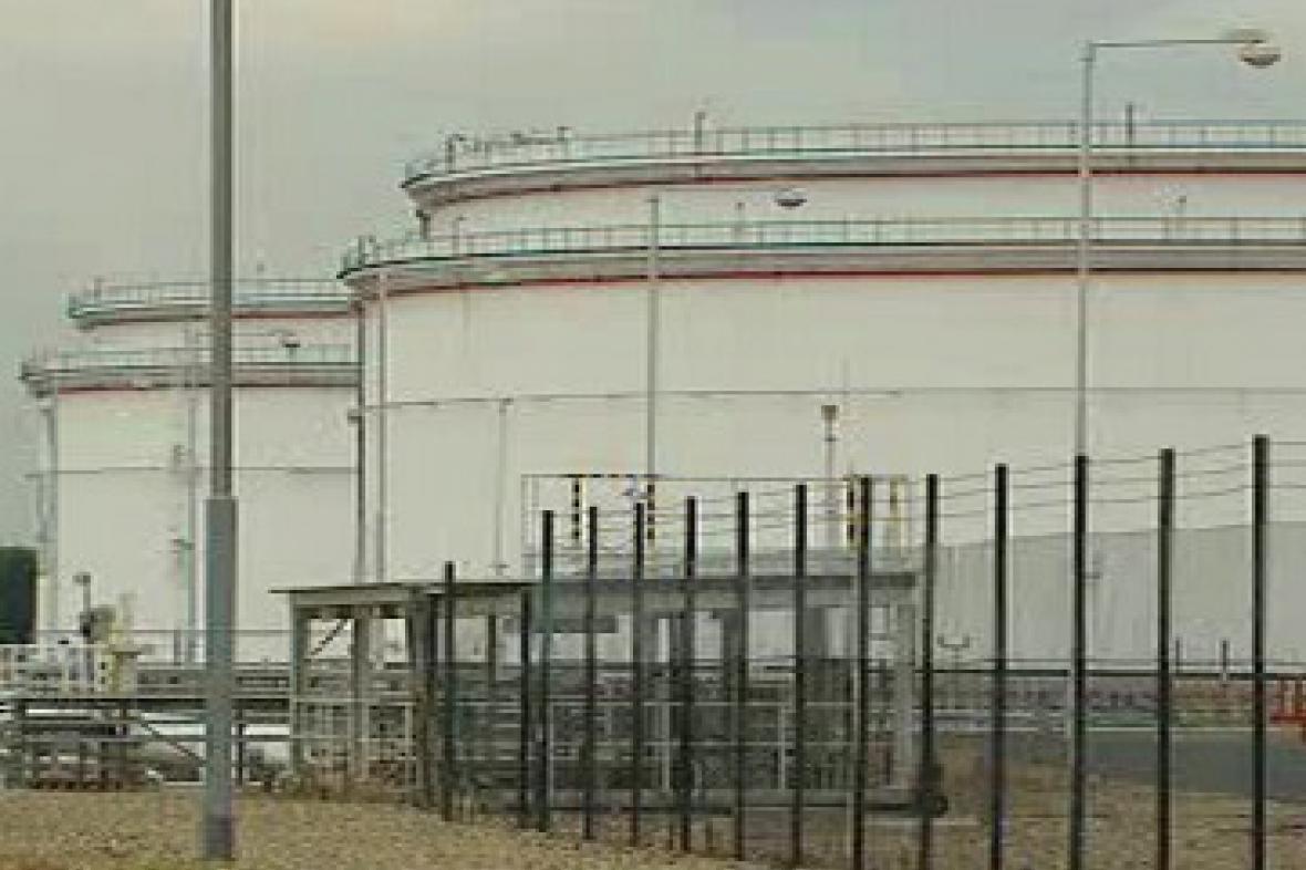 Strategické zásoby ropy