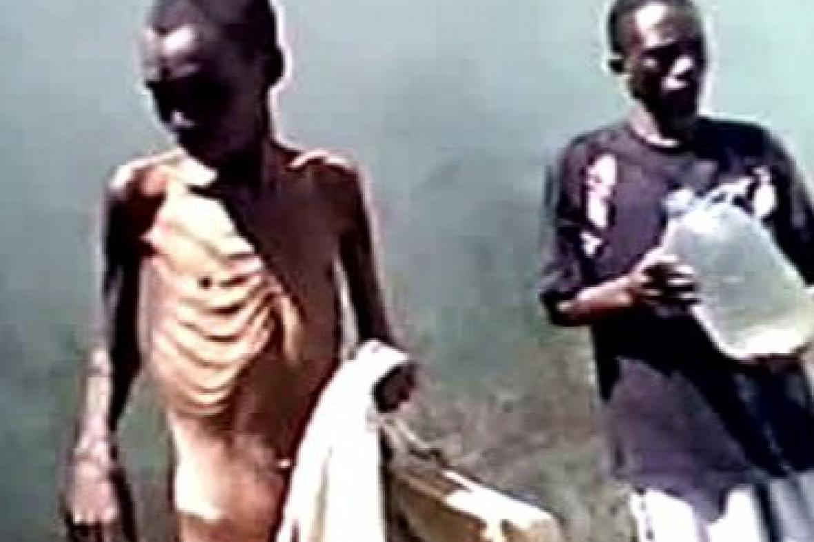Otřesné podmínky v zimbabwských věznicích