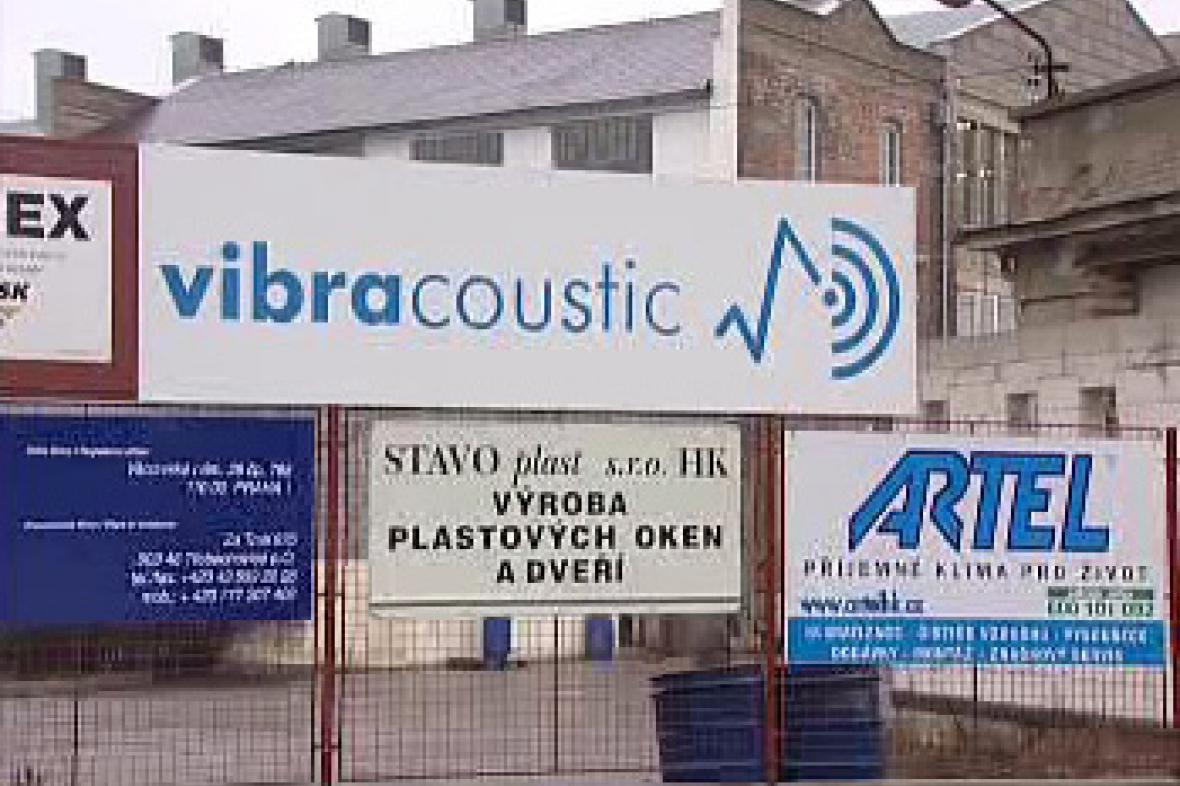 Vibracoustic Třebechovice