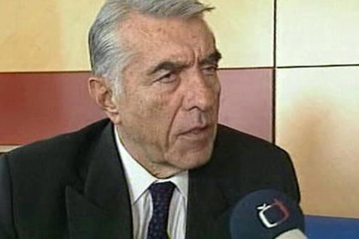 Bývalý starosta Helmut Zilk