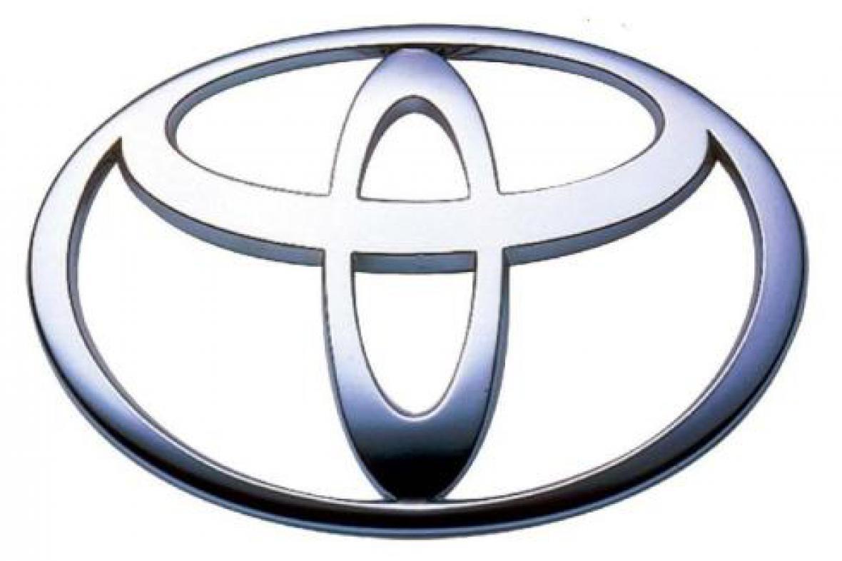Logo firmy Toyota