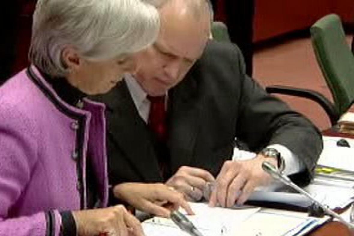 Christine Lagardeová