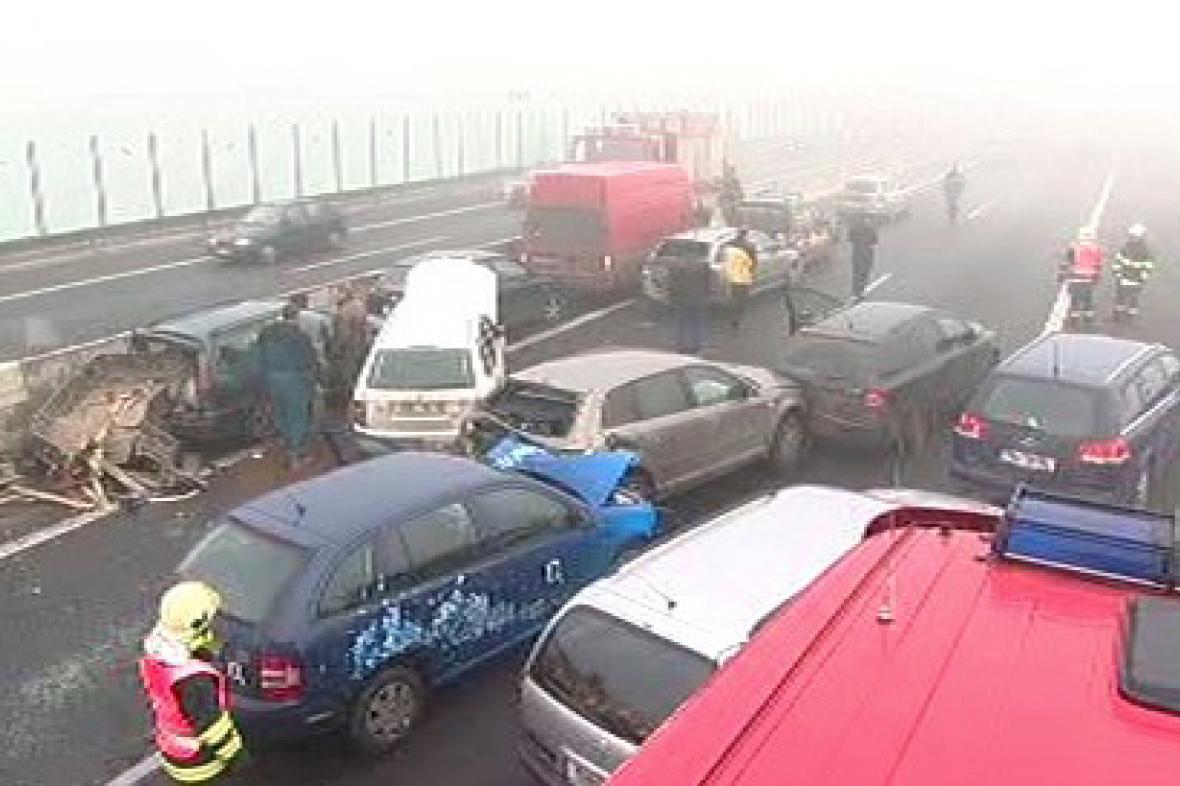 Hromadná havárie