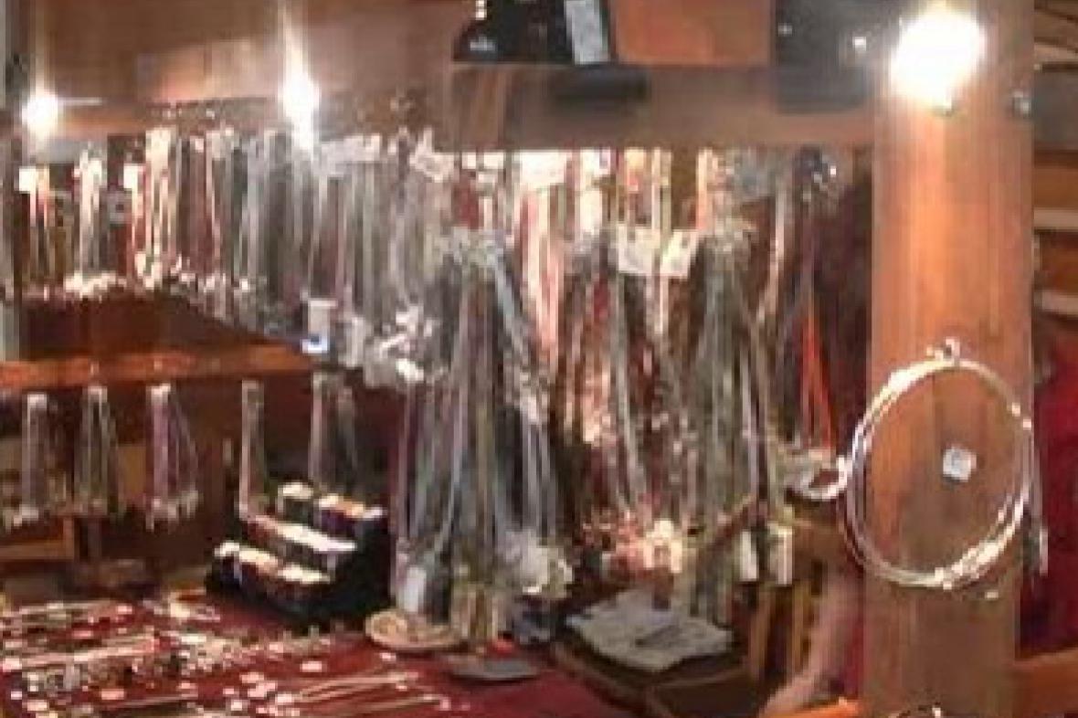 Výrobky z drátů