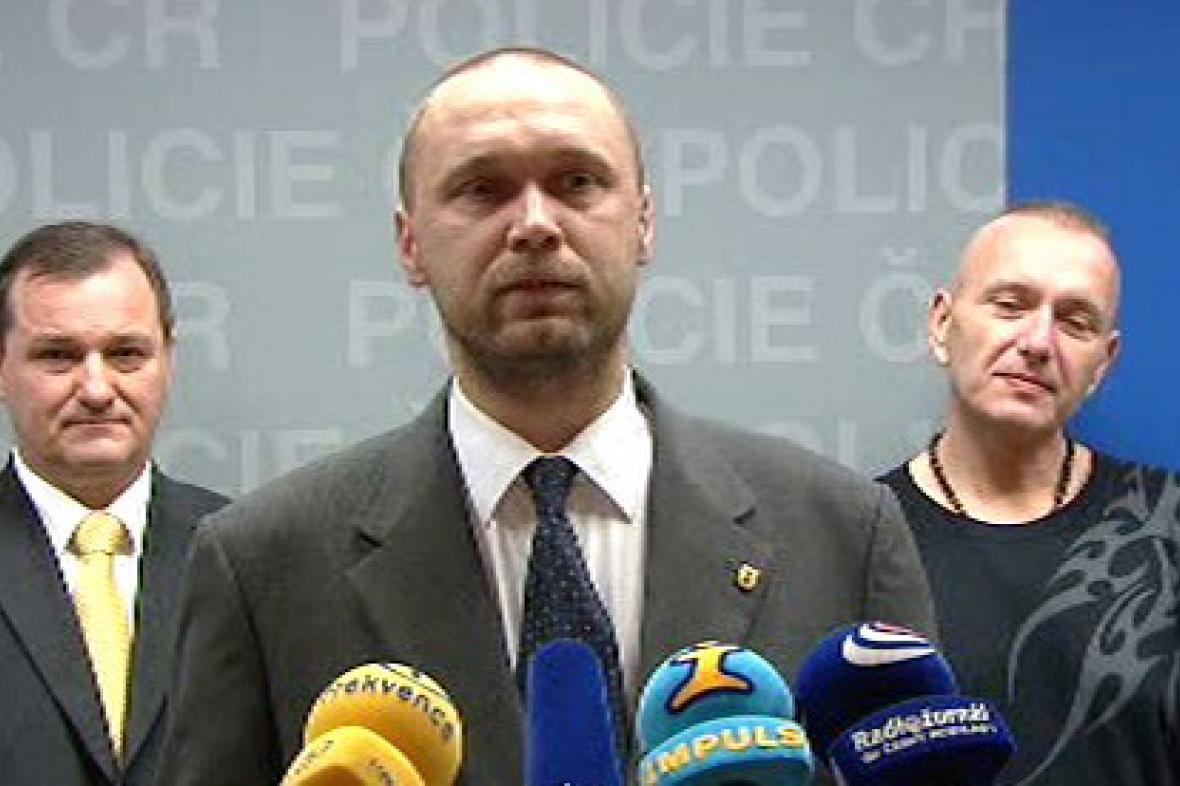 Jakub Frydrych a Jiří Komorous