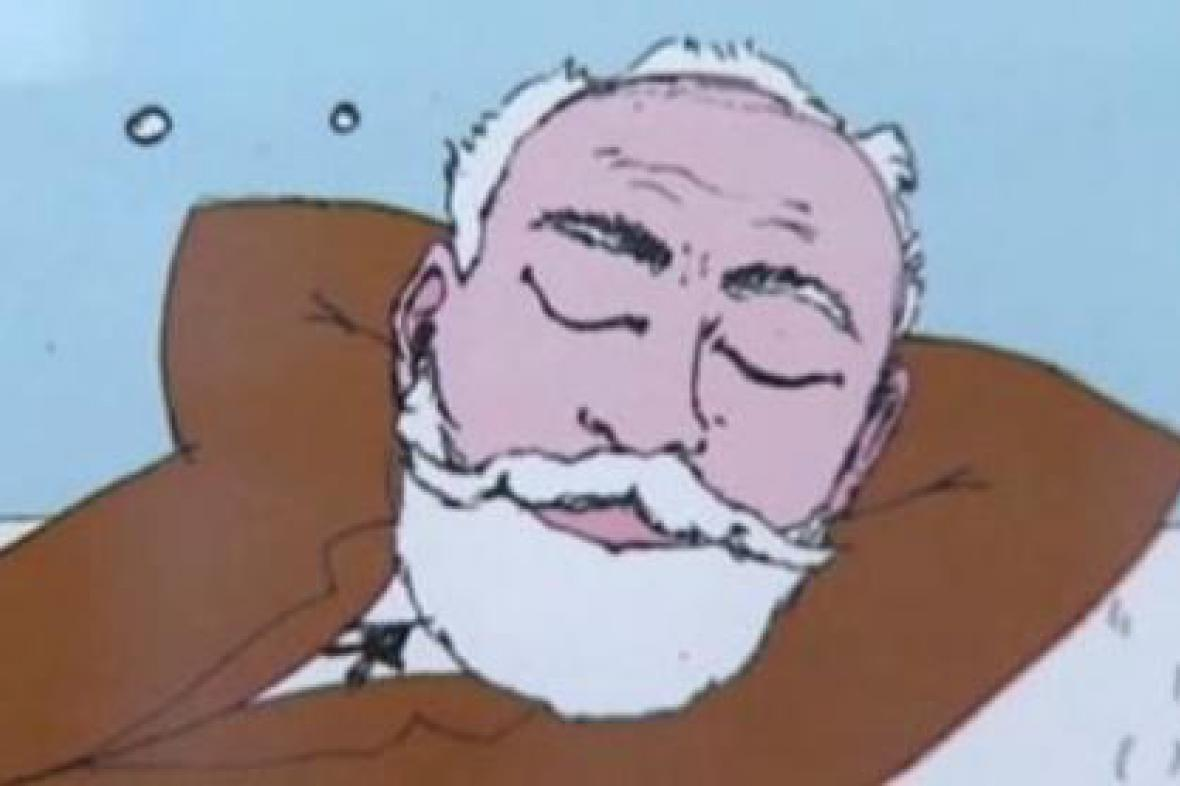 Antonín Dvořák jako komiksový hrdina