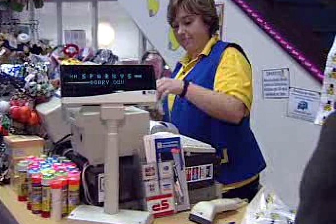Prodavačka