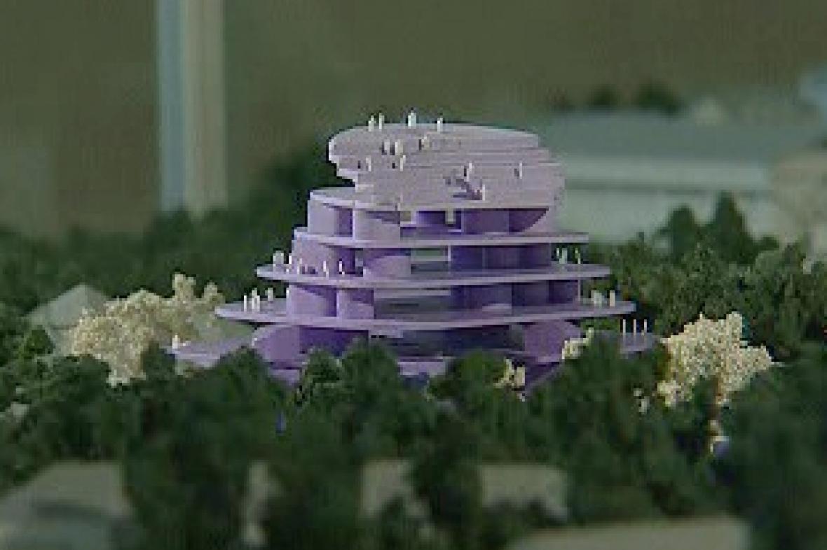 Model Národní knihovny