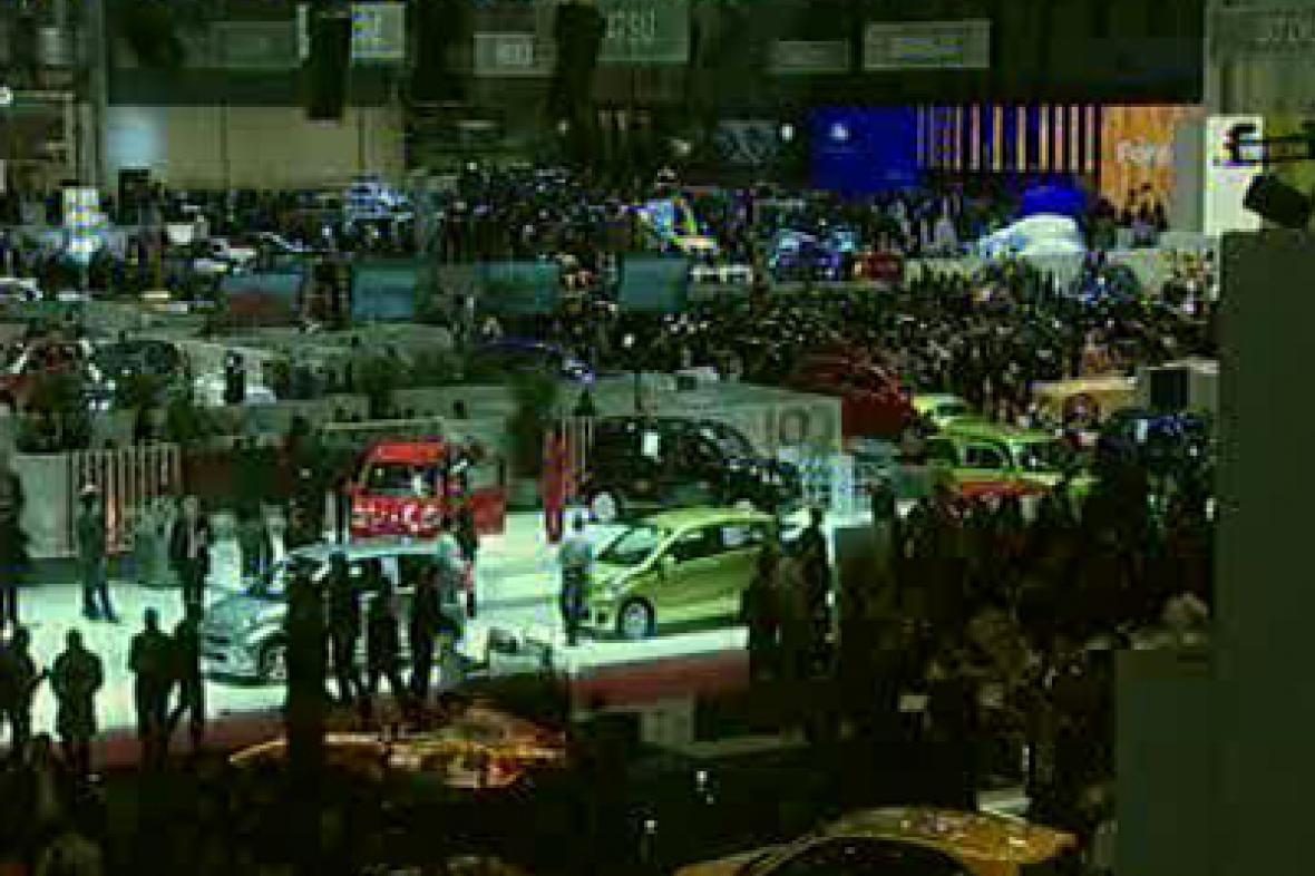 Autosalon v Ženevě