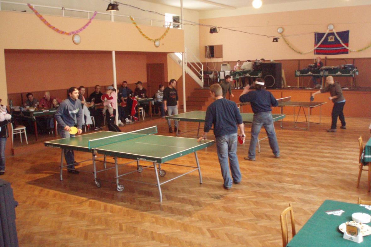 Velický turnaj ve stolním tenise