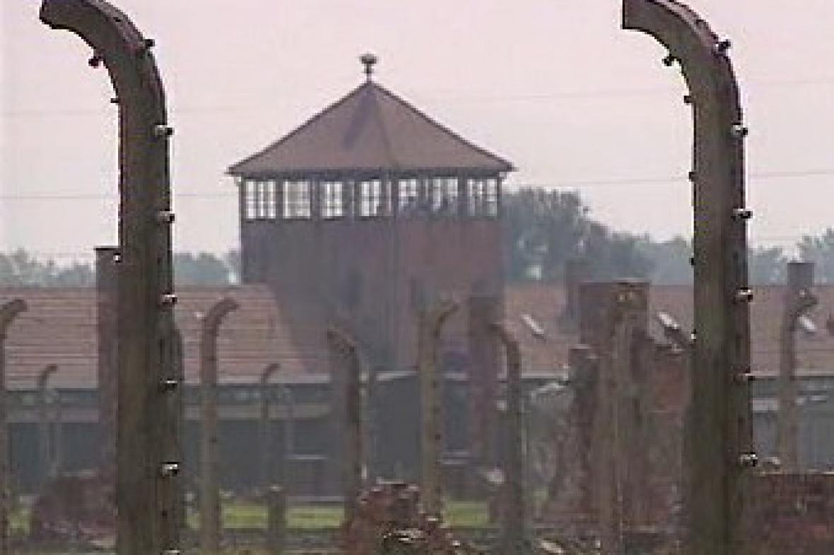Vyhlazovací tábor Osvětim - Birkenau