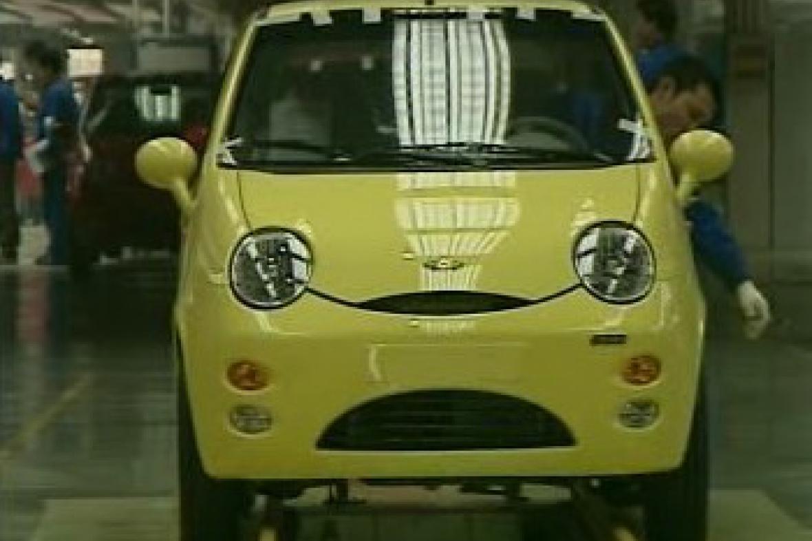 Čínský automobil