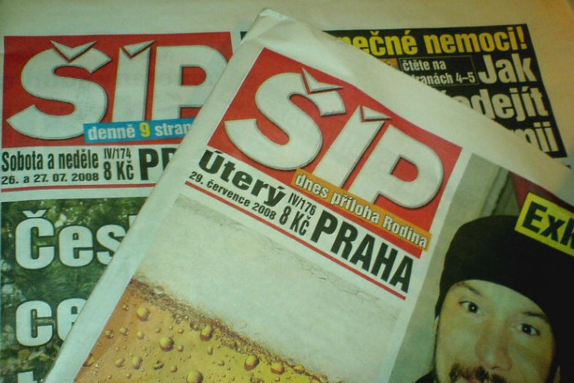 Deník Šíp