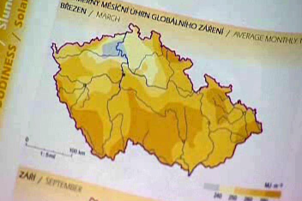 Klimatologický atlas