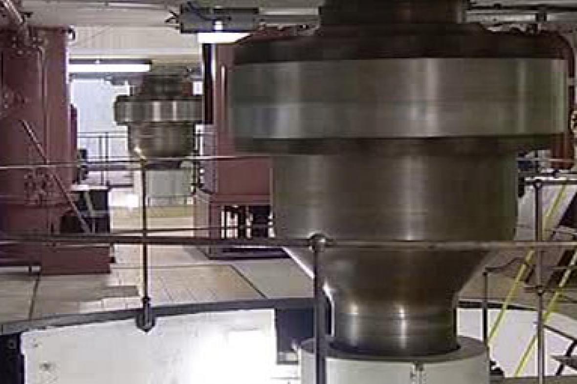Vodní turbina