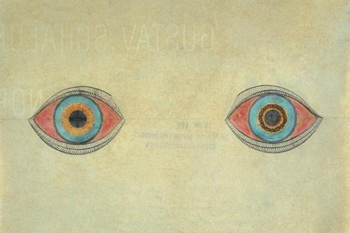 August Natterer: Moje oči v okamžiku zjevení