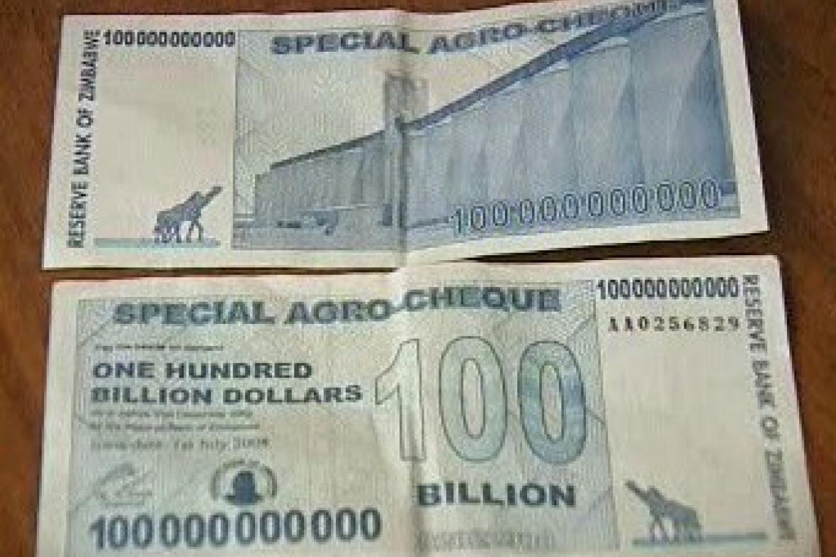 Stomiliardová bankovka
