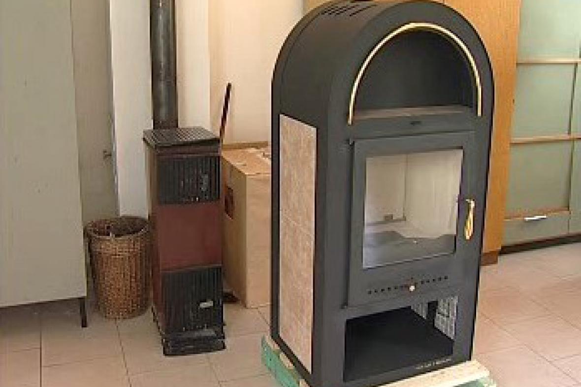 Kamna na biomasu