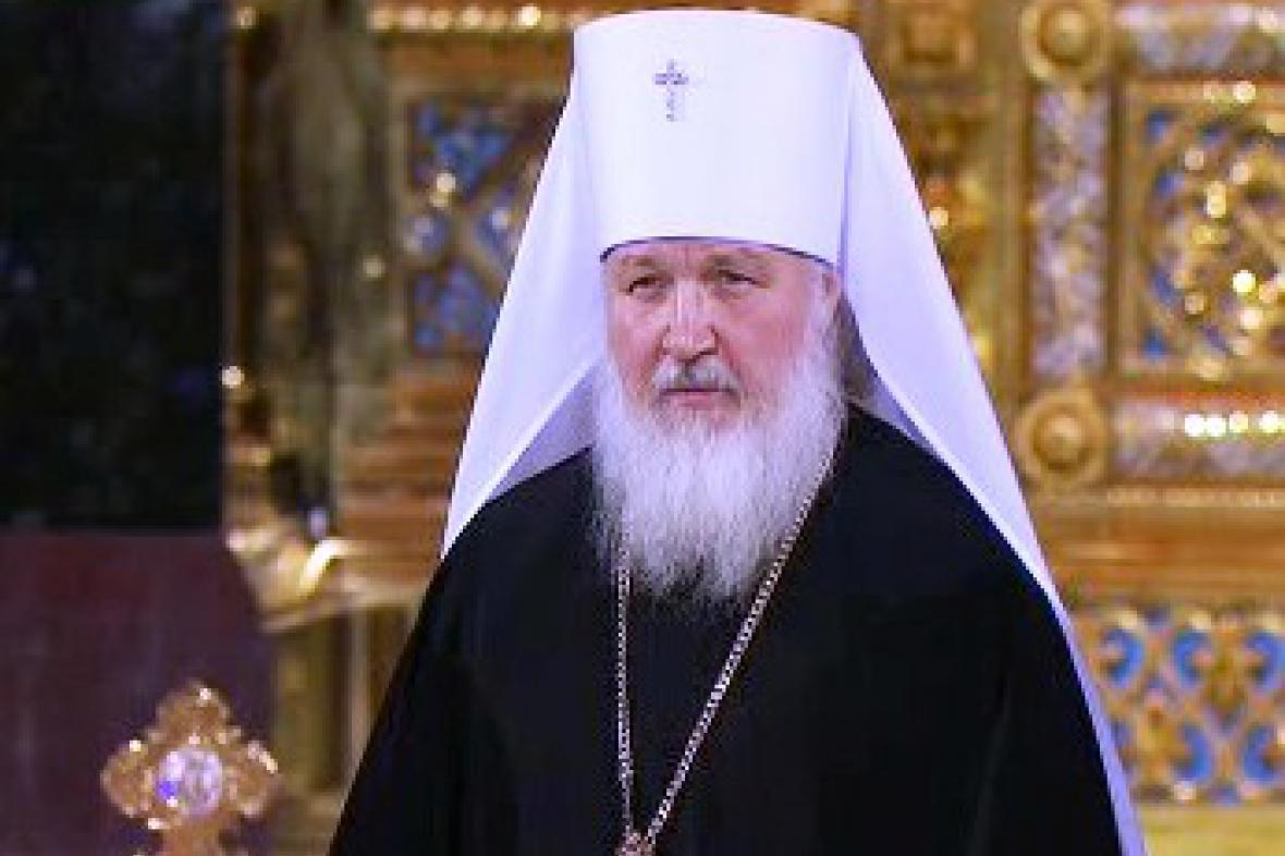 Nový ruský patriarcha Kirill