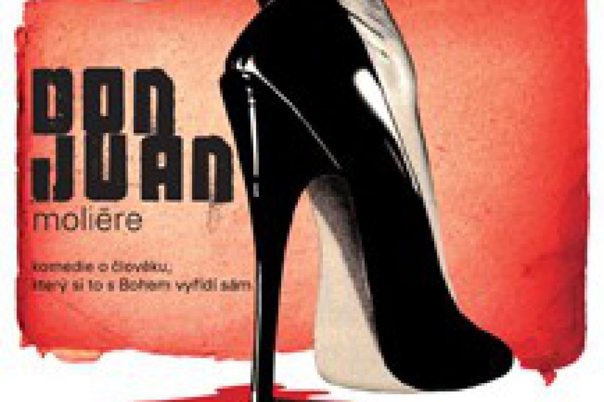 Don Juan v Středočeském divadle Kladno