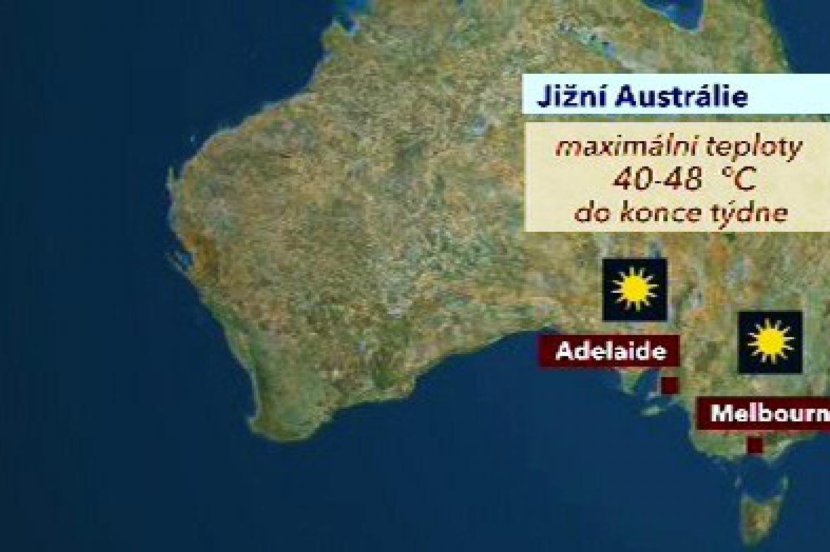 Vedra v Austráliie