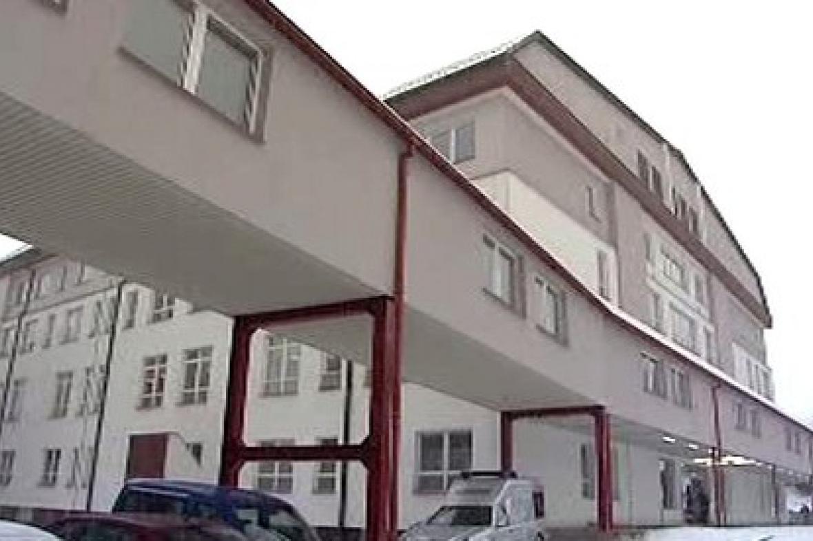 Nemocnice v Plané