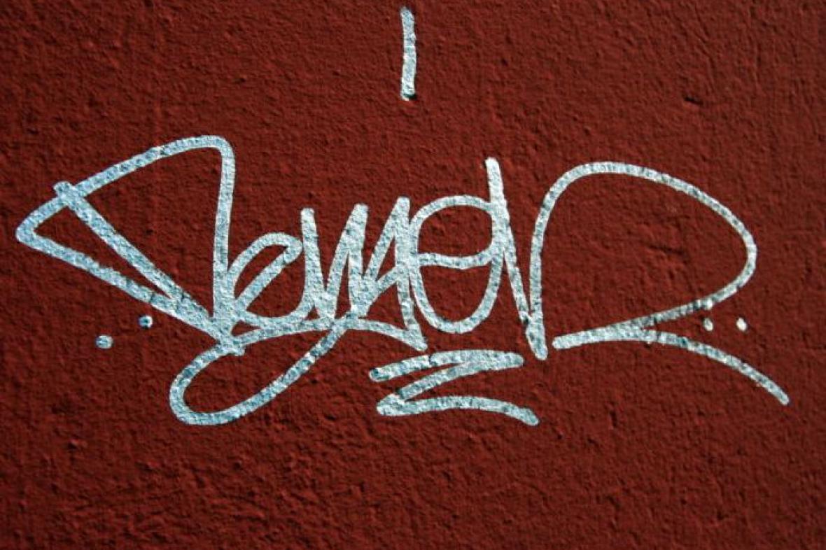 Podpis sprejera