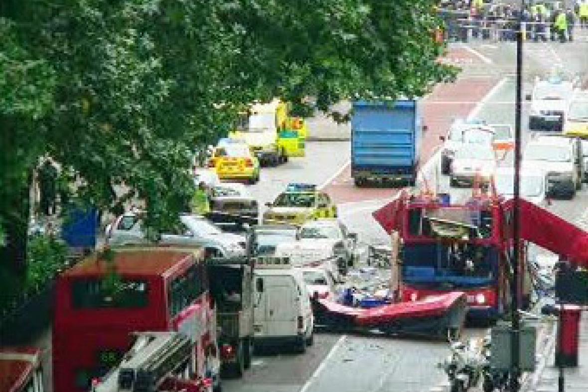 Teroristické útoky v Londýně